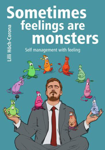 Sometimes feelings are monsters Buch Cover