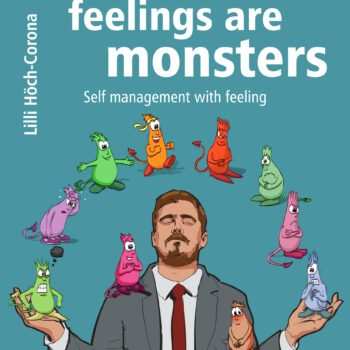 Book cover: Sometimes feelings are monsters